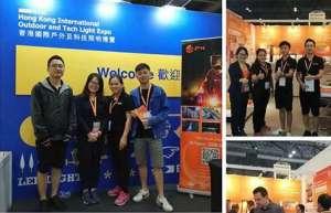 真优美照明以参展商身份亮相第十七届香港国际秋灯展气保焊丝